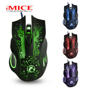 FREEWOLF K8 Rechargeable Wireless Optical Mouse – Sooncor Store